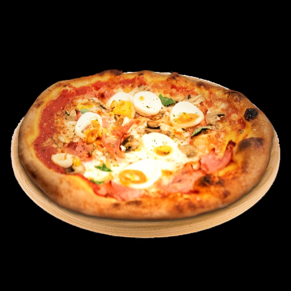 Pizze tradizionali